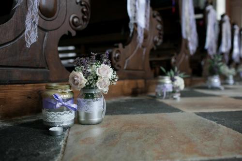 Gläser und Vasen