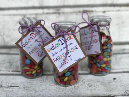 Geschenk: Süßes